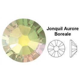 102 - Strass SWAROVSKI SS9 Jonquil Aurore Boreale