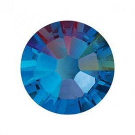 nvx04 - strass SWAROVSKI ss3 métallic blue
