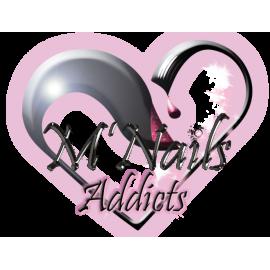 Logo M'Nails Addicts