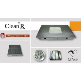 Aspirateur Clean'R Paris
