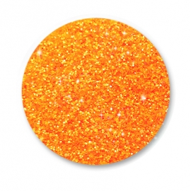 Paillettes - Neon Orange
