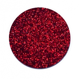 Paillettes - Dark Red