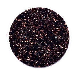 Paillettes -Dark brown