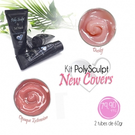 New Covers - Kit Polysculpt