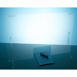 Paroi de protection Plexiglass - 60x60cm