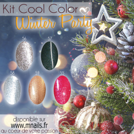 "Kit Cool Color ""Winter Party"""